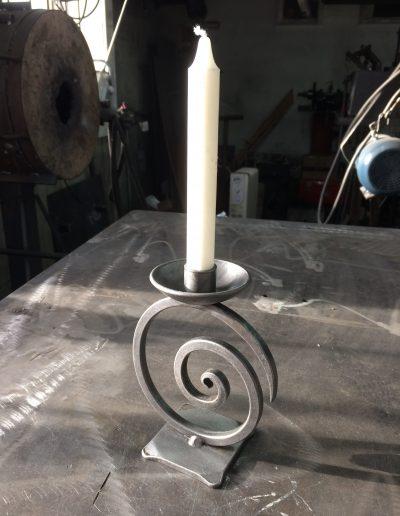 Spiral Tapper Candle Holder